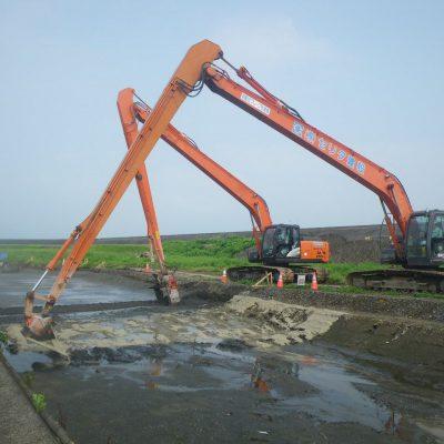 地盤改良の浅層混合処理工法の特徴と他の工法との比較