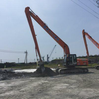 セメント系固化材を用いた地盤改良施工後のアルカリ成分について