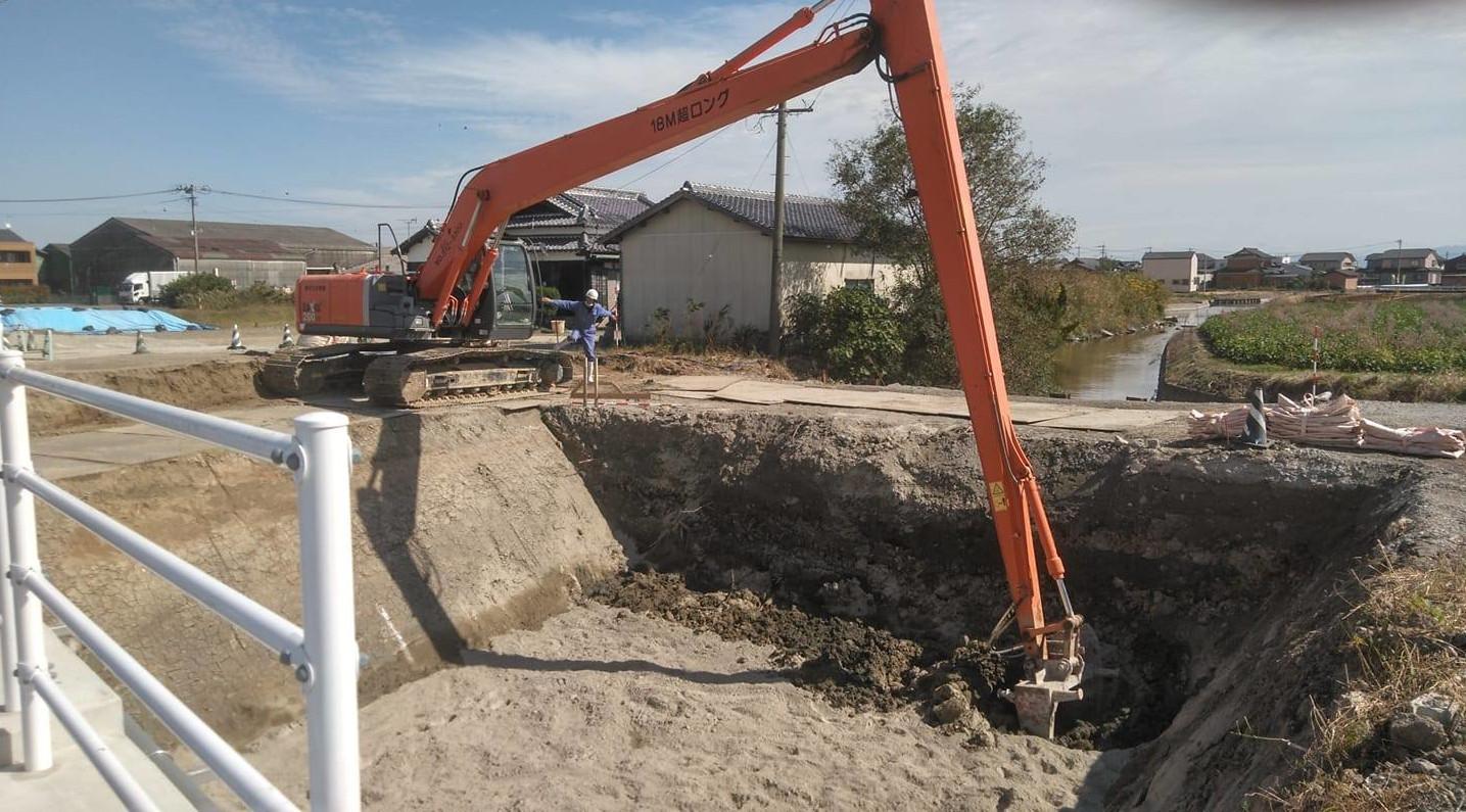 道路路床の地盤改良で安全を守る