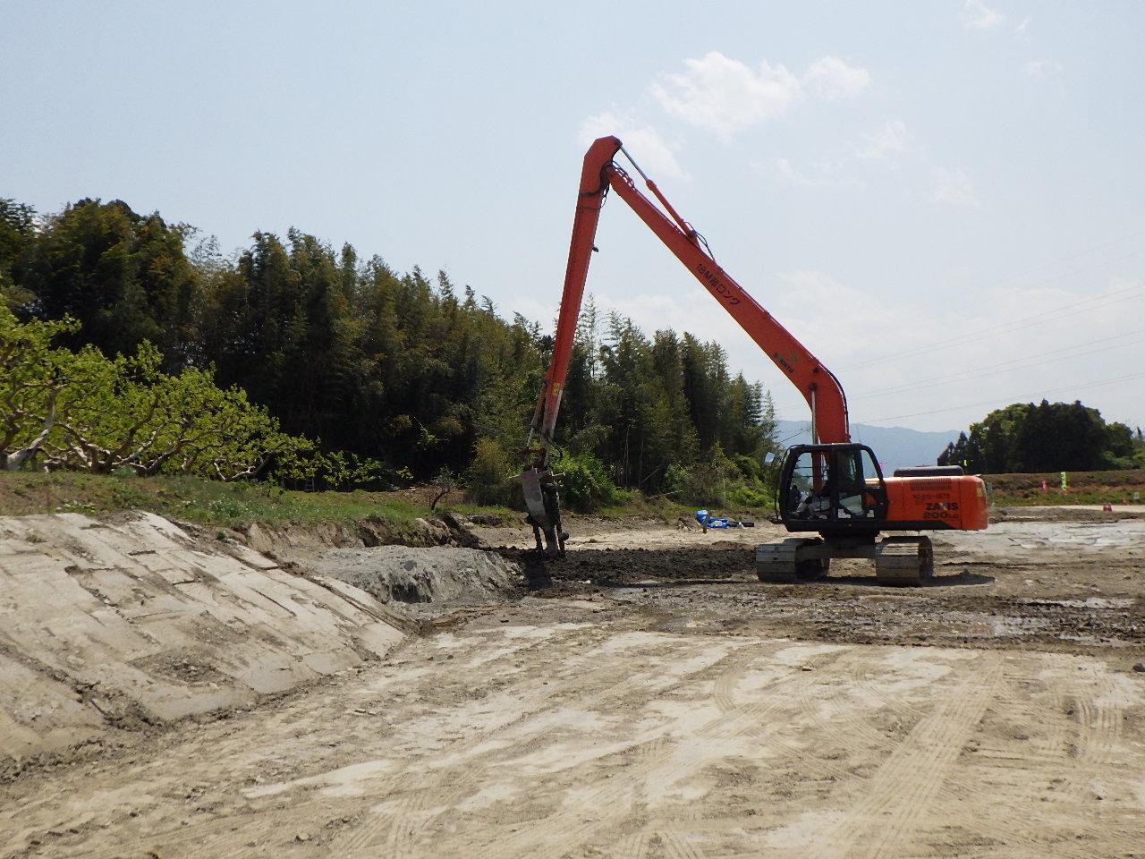地盤改良工法の種類と選択